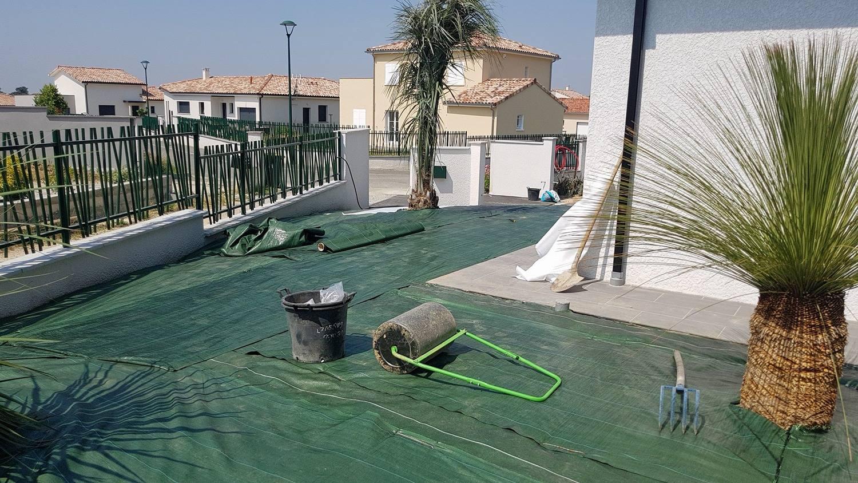 Les saules verts paysagiste catelginest launaguet - Entreprise paysagiste toulouse ...