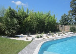 amenagement jardin piscine Toulouse